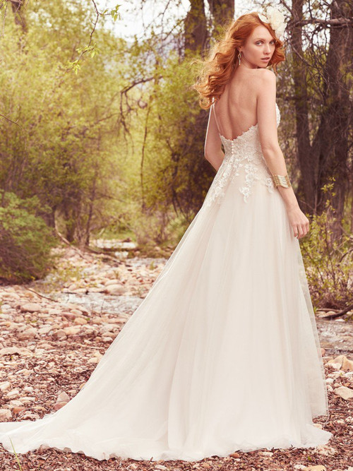 Maggie Sottero Wedding Dress Harmony (7MT308)