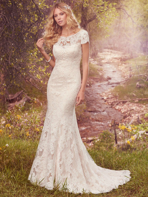Maggie Sottero Wedding Dress Hudson (7MW309)