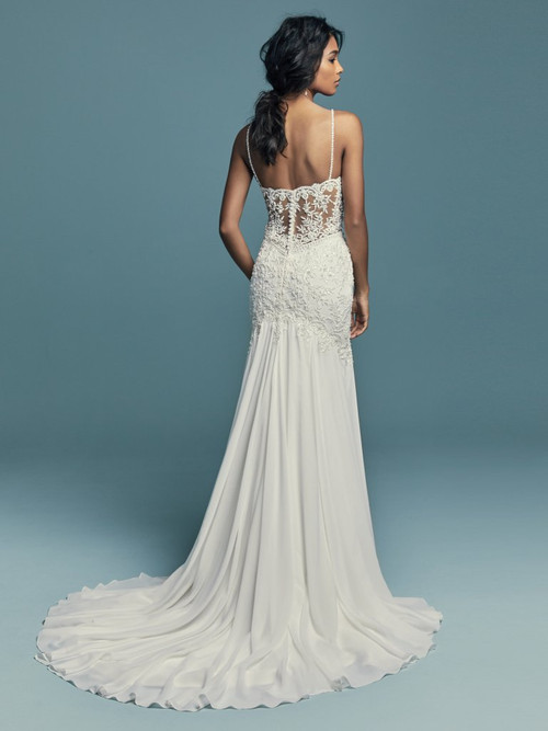 Maggie Sottero Wedding Dress Imani (8MC703)