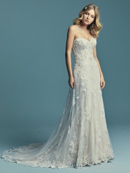 Maggie Sottero Wedding Dress Indiana (8MC772)