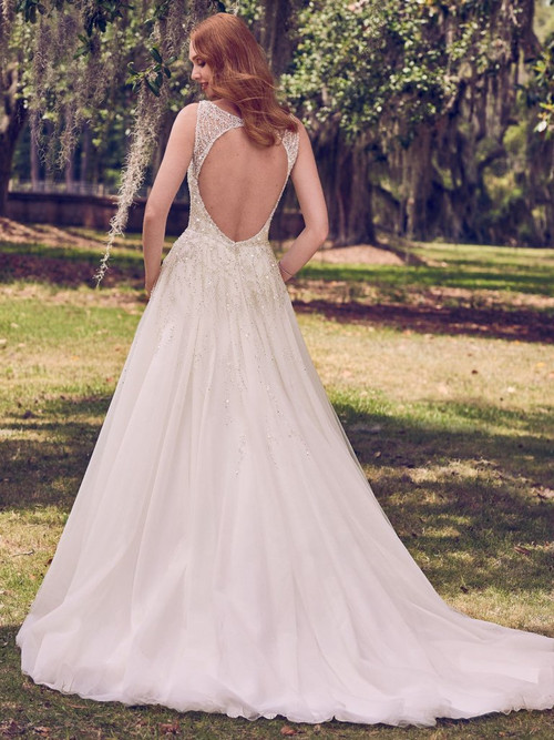 Maggie Sottero Wedding Dress Jace (8MC503)