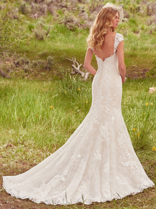 Maggie Sottero Wedding Dress Jackie (7MS355)