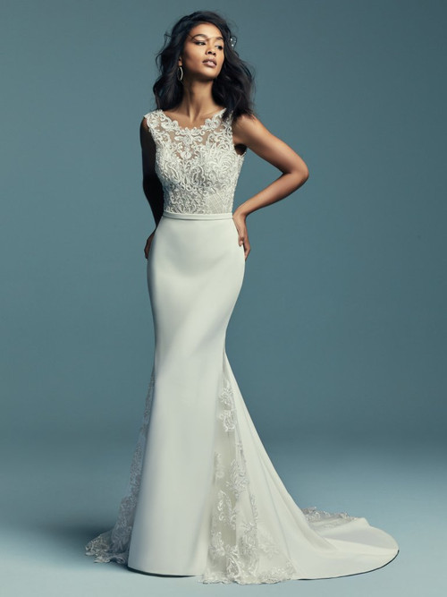 Maggie Sottero Wedding Dress Jayleen (8MC656)