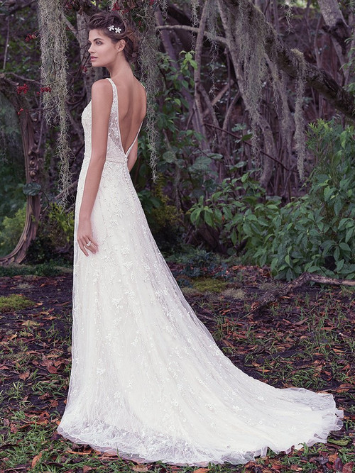 Maggie Sottero Wedding Dress Jorie (6MN769)