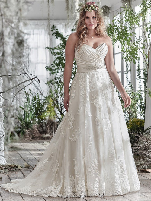 Maggie Sottero Wedding Dress Kamiya (6MS288)