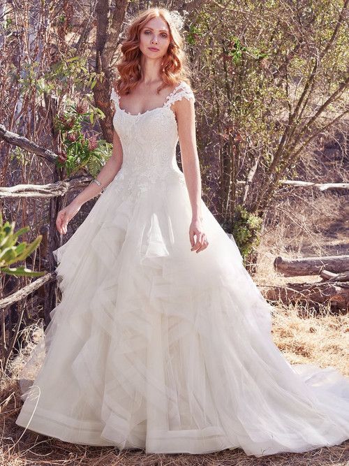 Maggie Sottero Wedding Dress Keisha (7MW943)