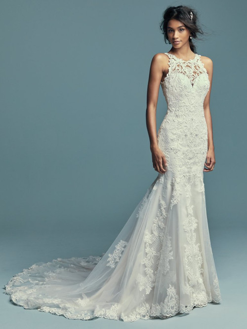 Maggie Sottero Wedding Dress Kendall (8MC749)