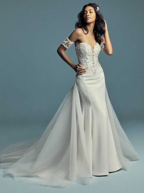 Maggie Sottero Wedding Dress Kimbra (8MW712)
