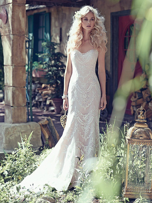 Maggie Sottero Wedding Dress Kirstie (6MS193)