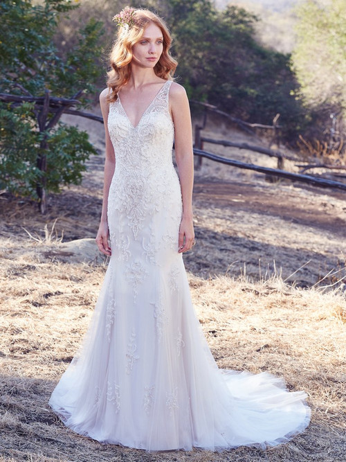 Maggie Sottero Wedding Dress Kyra (7MZ938)