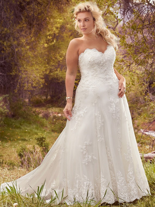 Maggie Sottero Wedding Dress Laverna (6MT200)