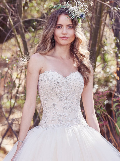 Maggie Sottero Wedding Dress Libby (7MG974)