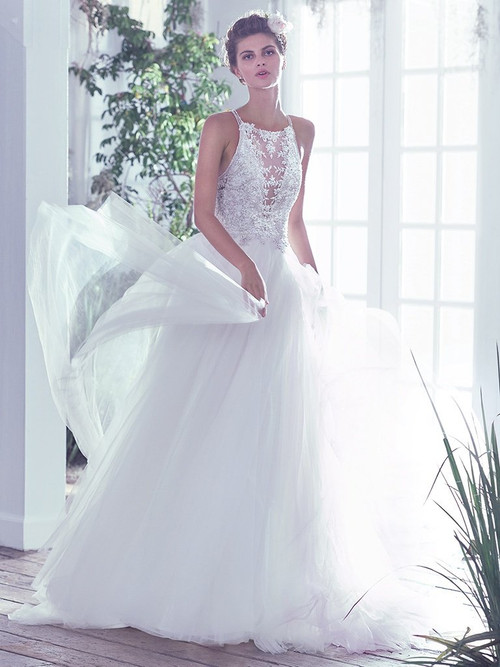 Maggie Sottero Wedding Dress Lisette (6MC813)