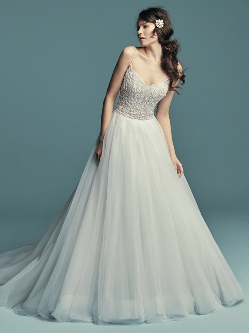 Maggie Sottero Wedding Dress Lucca (8MS698)