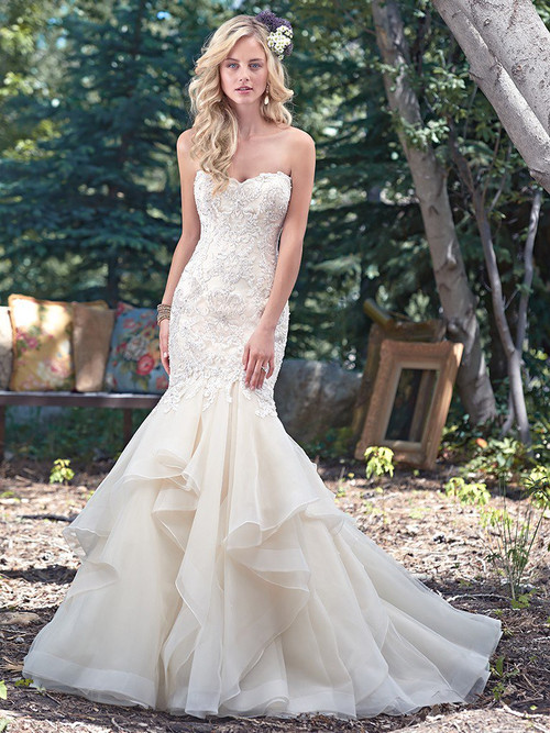 Maggie Sottero Wedding Dress Malina (6MW181)