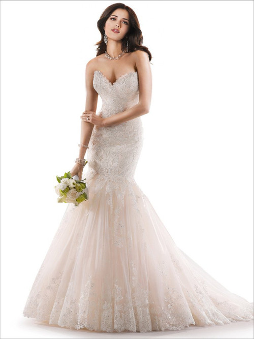Maggie Sottero Wedding Dress Marianne (3MS763)