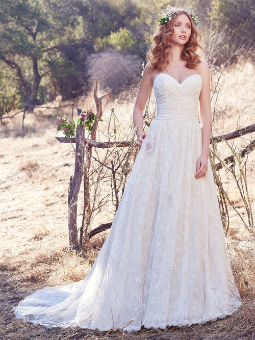 Maggie Sottero Wedding Dress Marta (7MS955)