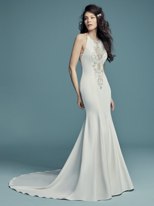 Maggie Sottero Wedding Dress Maurelle (8MC771)