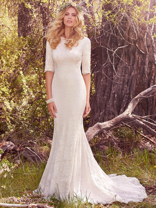 Maggie Sottero Wedding Dress Mckenzie Marie (7MW393)