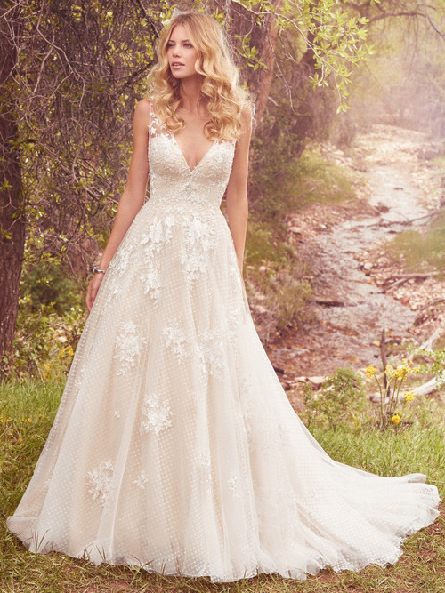 Maggie Sottero Wedding Dress Meryl (7MS339)