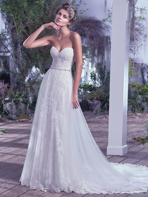 Maggie Sottero Wedding Dress Mirelle (6MT765)