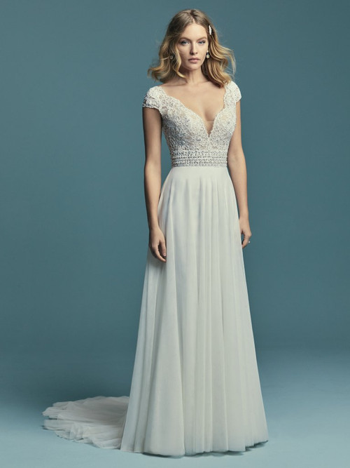 Maggie Sottero Wedding Dress Monarch (8MS751)