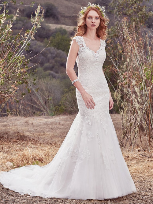 Maggie Sottero Wedding Dress Nara (7MS917)