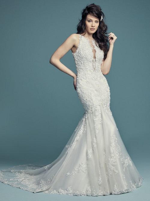 Maggie Sottero Wedding Dress November (8MC797)
