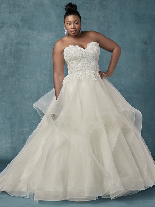 Maggie Sottero Wedding Dress Anastasia