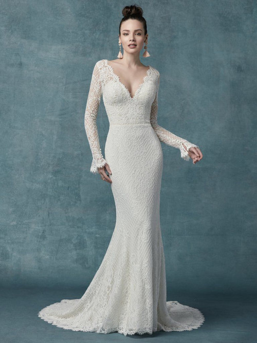 Maggie Sottero Wedding Dress Antonia (9MW021)