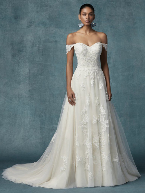 Maggie Sottero Wedding Dress Dorothea (9MN032LU)