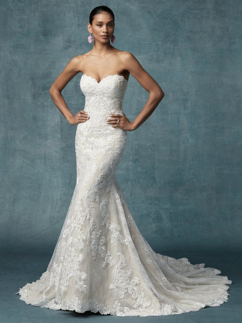 Maggie Sottero Wedding Dress English Dawn (9MC034ZU)