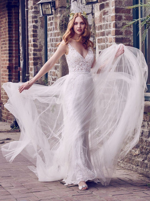 Maggie Sottero Wedding Dress Hazel (8MW472)