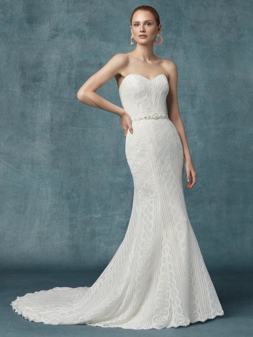 Maggie Sottero Wedding Dress Geraldine (9MN121)