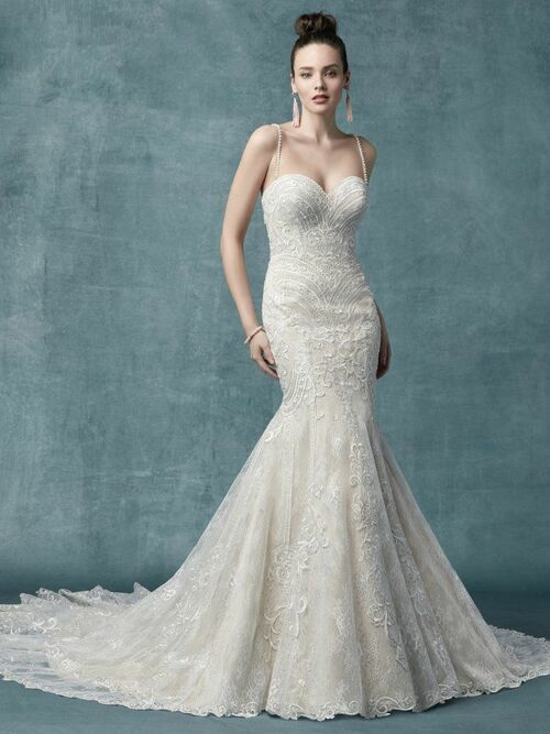Maggie Sottero Wedding Dress Whitney