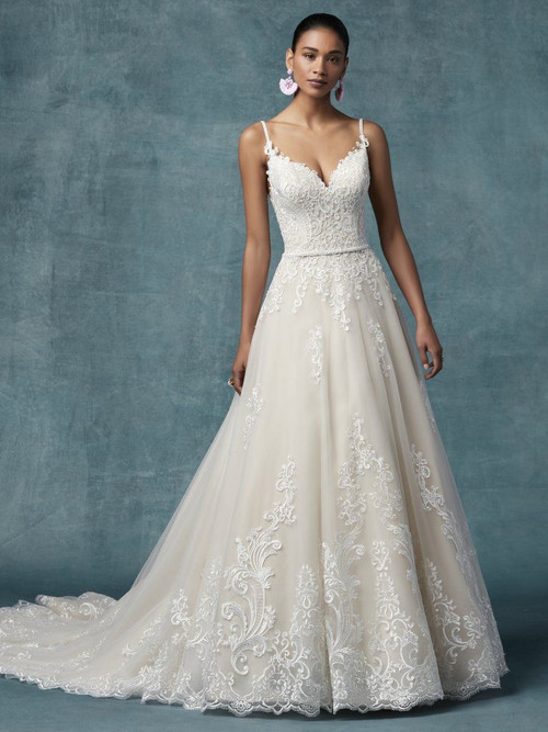 Maggie Sottero Wedding Dress Wallis (9MS030)