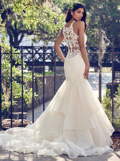 Maggie Sottero Wedding Dress Veda (8MC527)