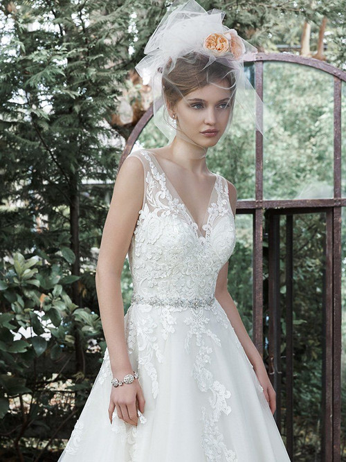 Maggie Sottero Wedding Dress Sybil (5MS701)