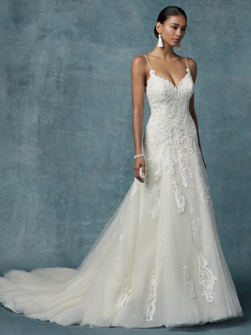 Maggie Sottero Wedding Dress Sorrento (9MT013)