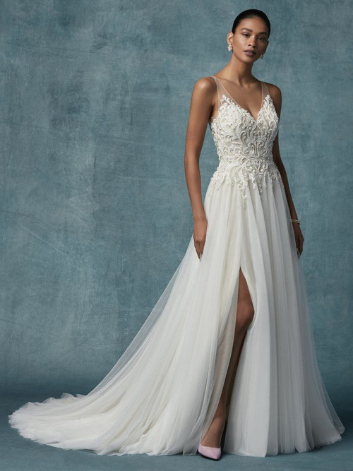 Maggie Sottero Wedding Dress Seeley (9MC010)