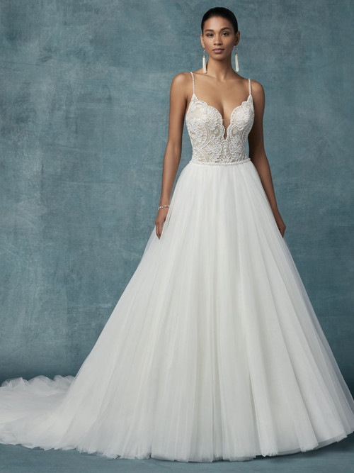 Maggie Sottero Wedding Dress Mallory (9MS113)