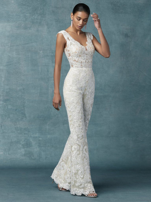 Maggie Sottero Wedding Dress Milan (9MC106)