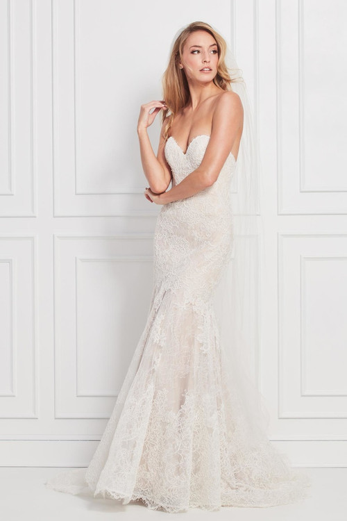 WTOO Wedding Dress Keating (12101)
