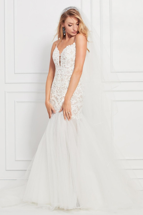 WTOO Wedding Dress Synclaire Beaded (12104B)