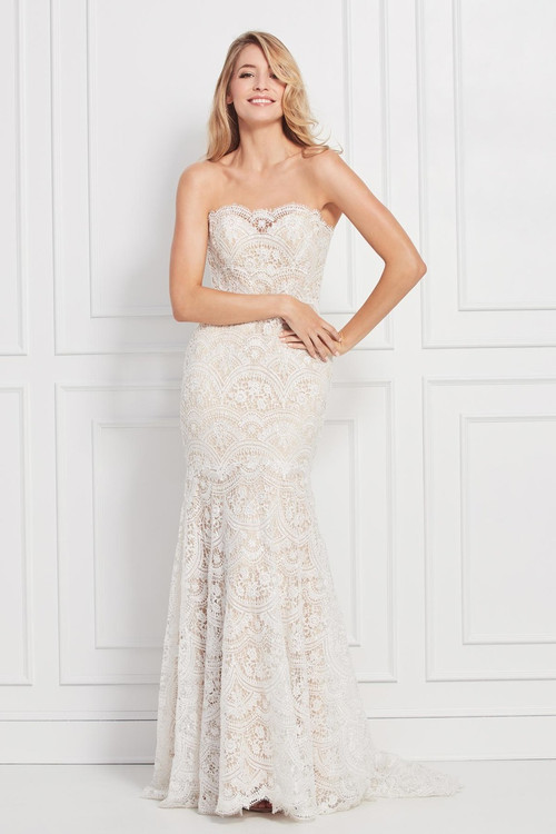 WTOO Wedding Dress Arliss Beaded (12118)