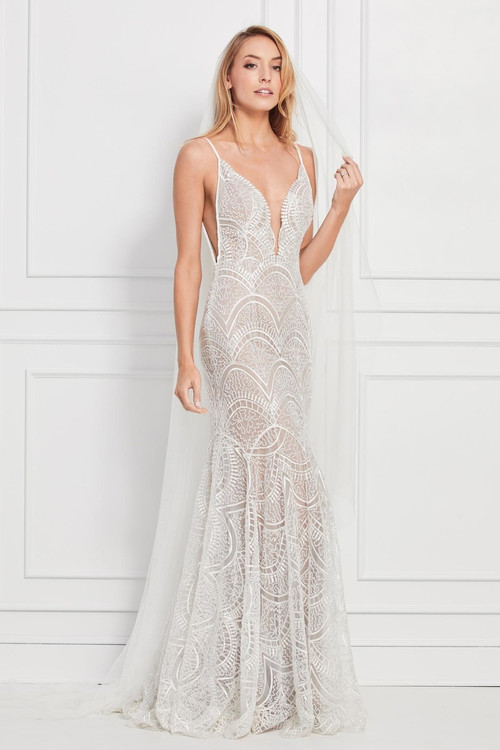 WTOO Wedding Dress Vaughn Beaded (12814)