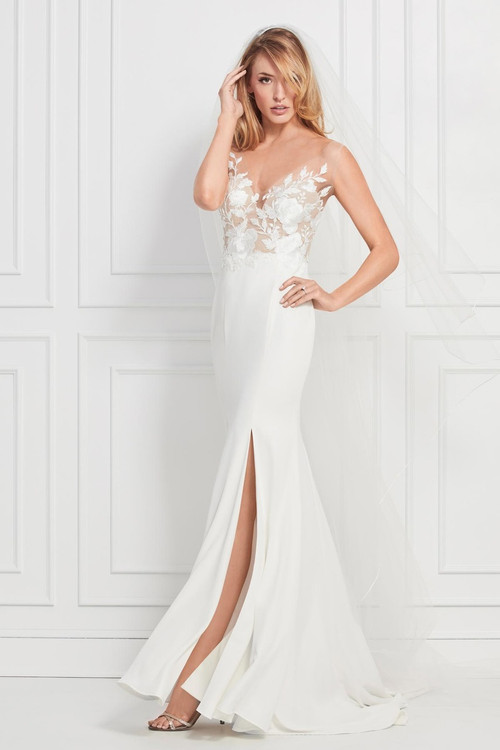 WTOO Wedding Dress Rylan Sleeveless (12701)