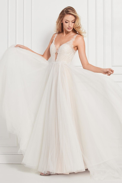 WTOO Wedding Dress Jenella Beaded Gown