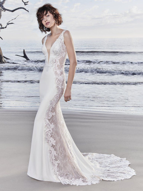Sottero & Midgley Wedding Dress Bradford Rose