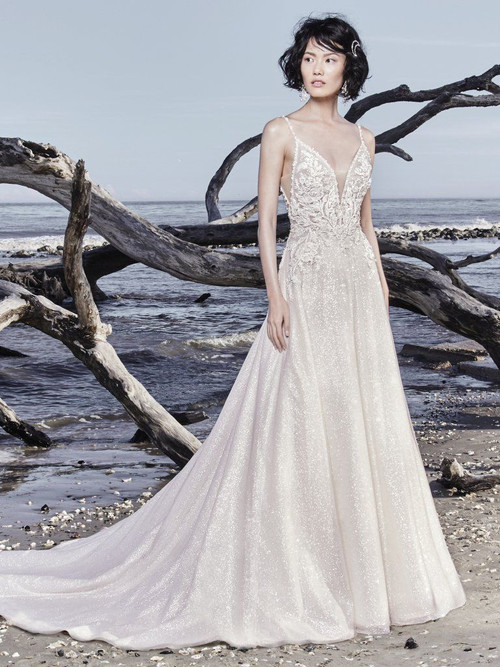 Sottero & Midgley Wedding Dress Chad (8SC741)